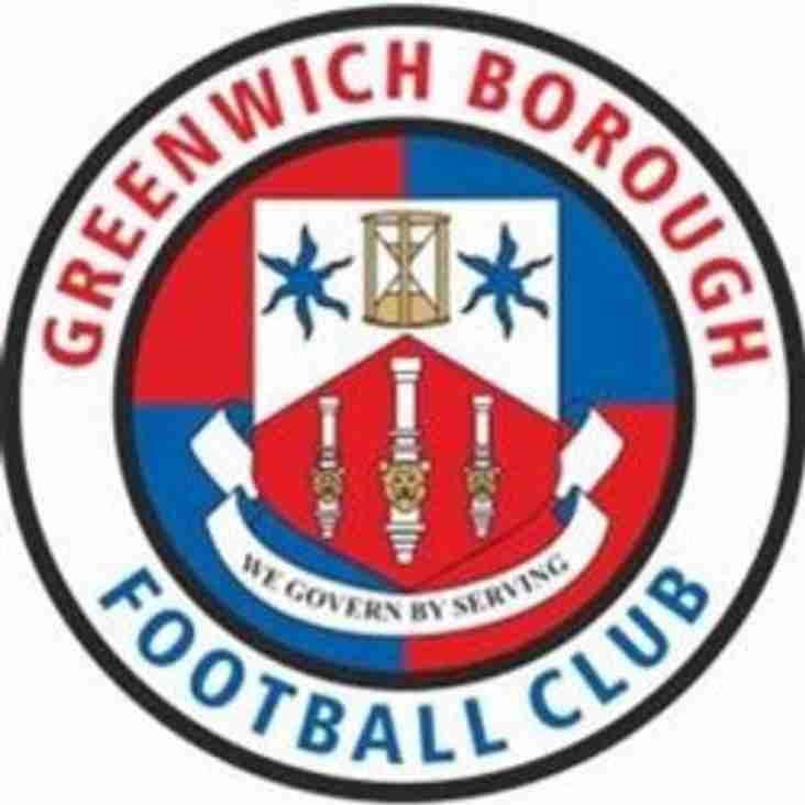 Bostik Supporters Preview 17/18: Greenwich Borough
