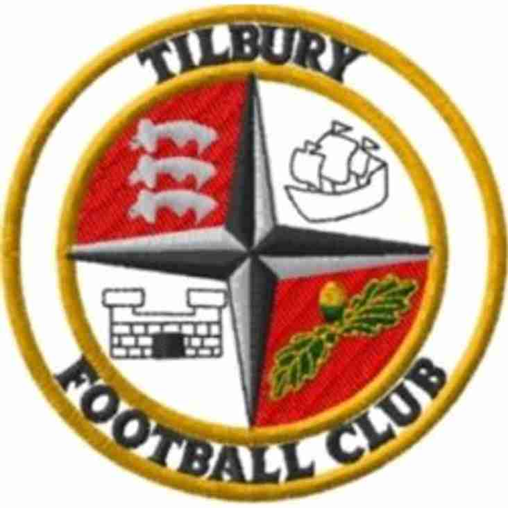 Tilbury invite managerial applications