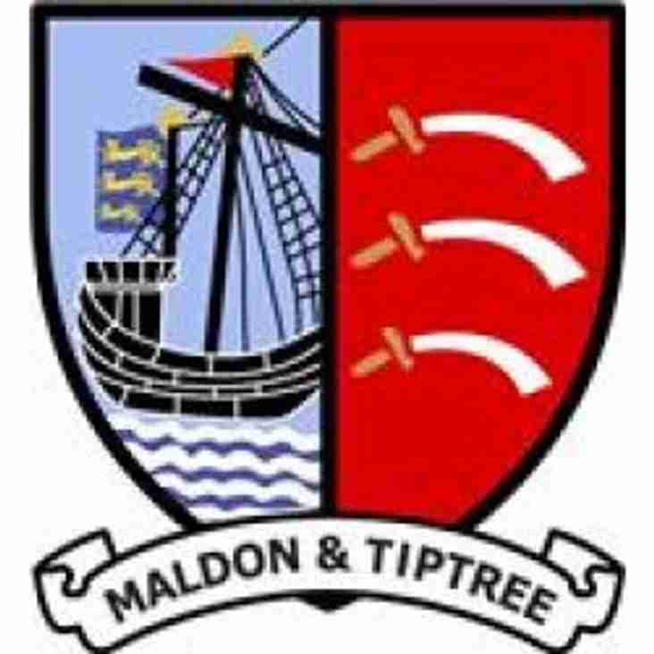Maldon have Hope