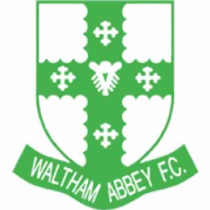 Waltham appoint a new head Abbot!