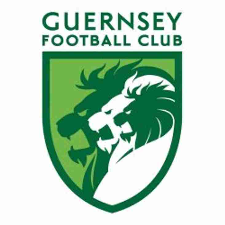 Guernsey FC announce plans to build a new home
