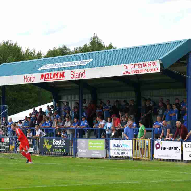 Lower Thames Crossing Campaign to visit Tonbridge Angels v Harlow Town