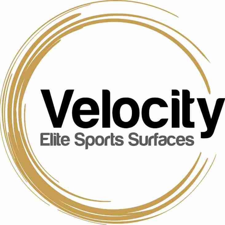 Velocity Trophy- Third Round draw