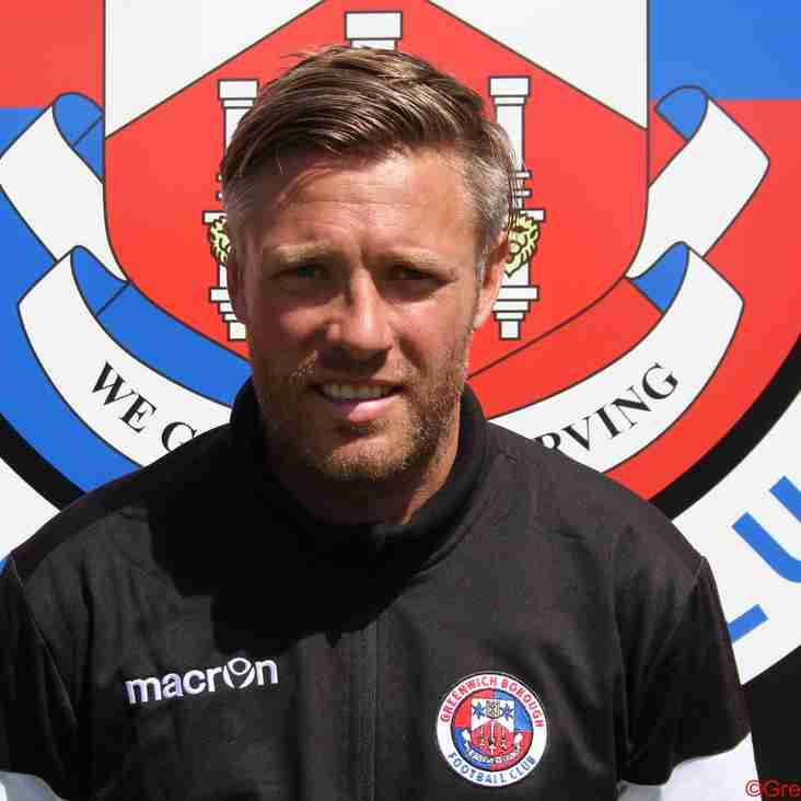 The Bostik Friday Interview: Gary Alexander- on why he left Greenwich Borough