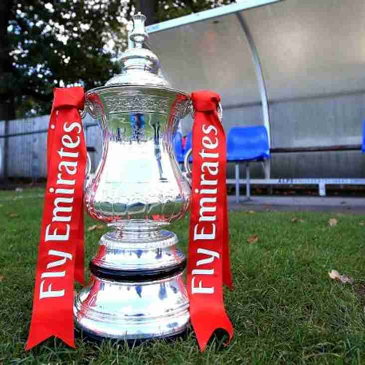 FA Cup 3rd Qualifying Round- draw made