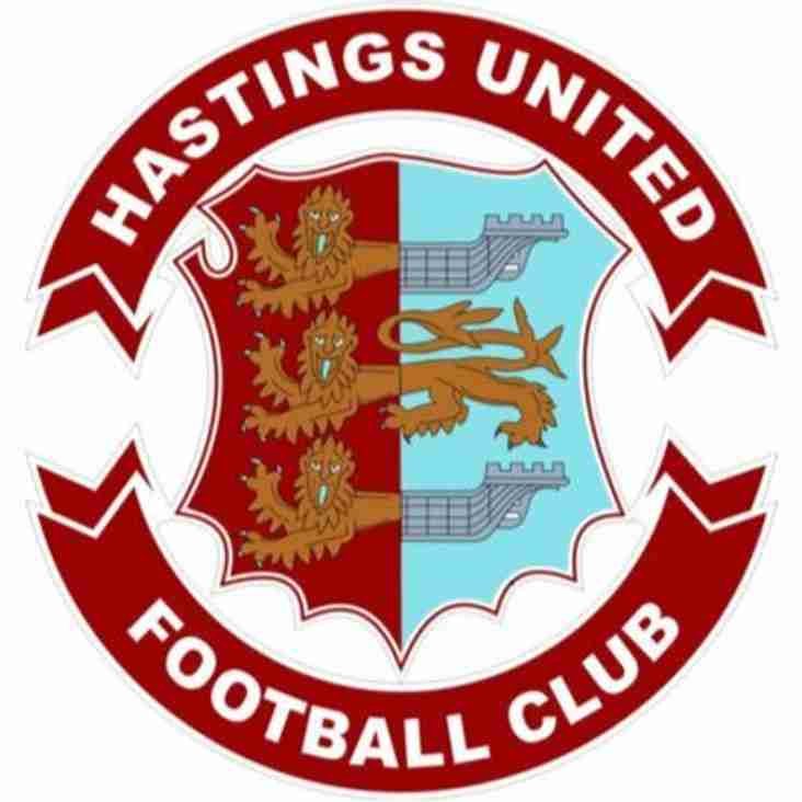 Hastings bring in Premier Division defender
