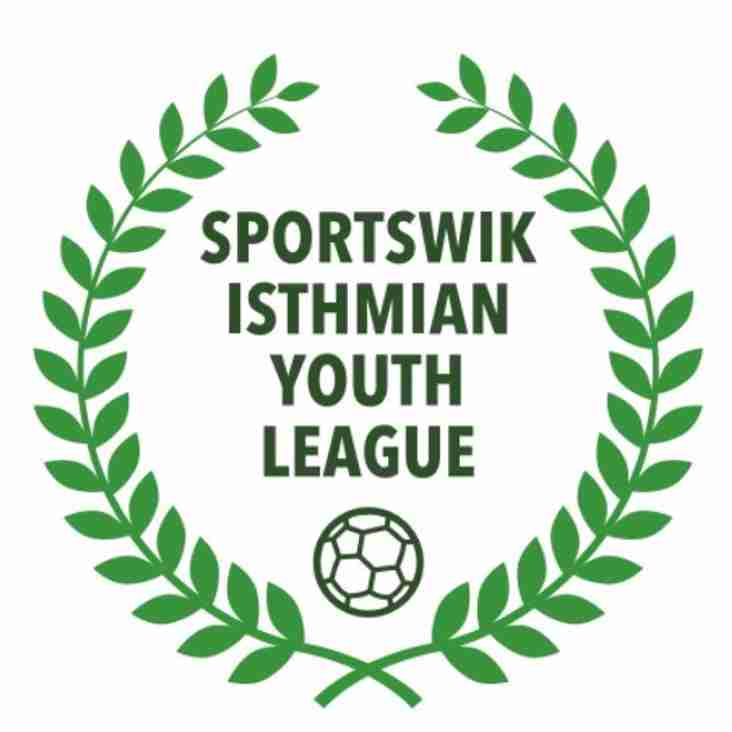 Introducing the Sportswik Isthmian Youth League