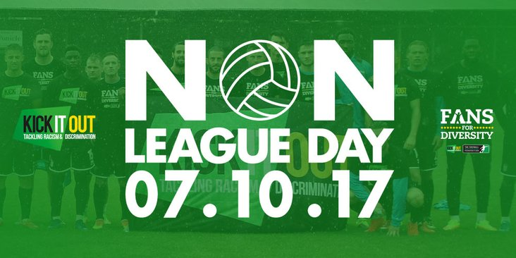 Kick It Out- Non League Day