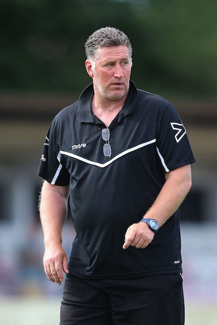 Jimmy McFarlane, AFC Hornchurch