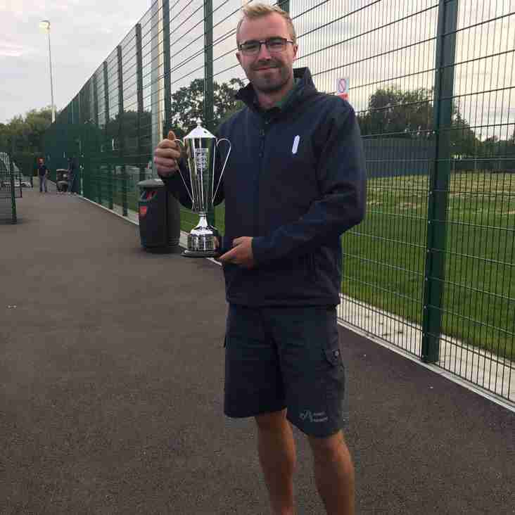 Isthmian Groundsman of the Year 2017