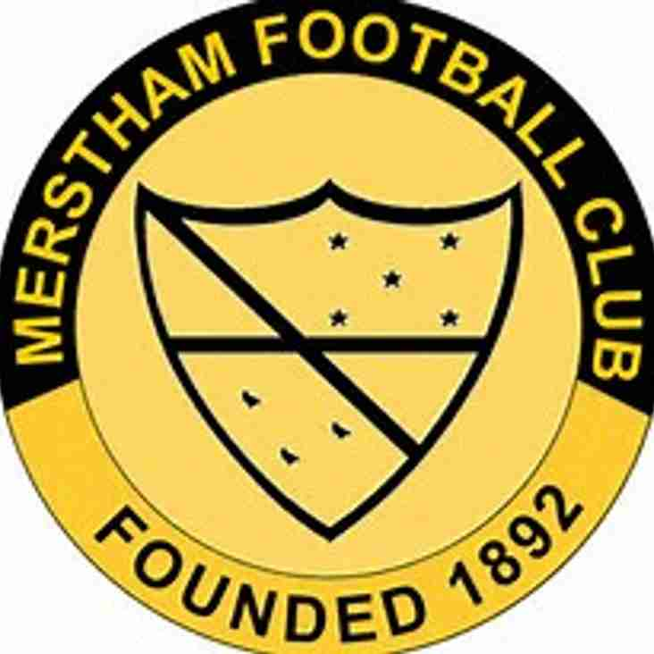 Can't find the stadium? Should've gone to...Merstham!