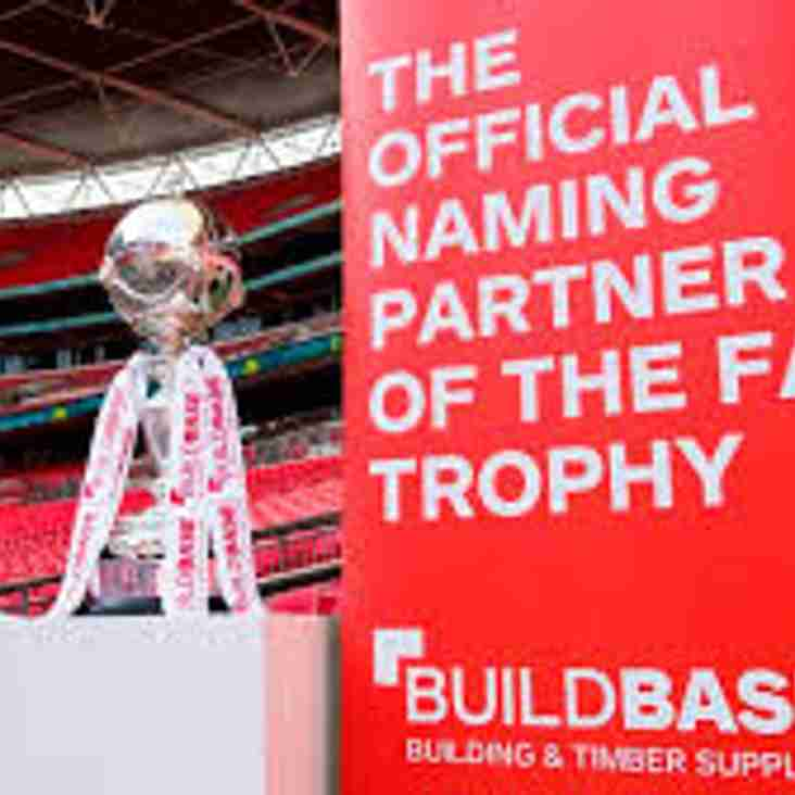 It's a big FA Trophy weekend!