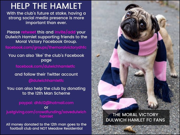 Help the Hamlet poster
