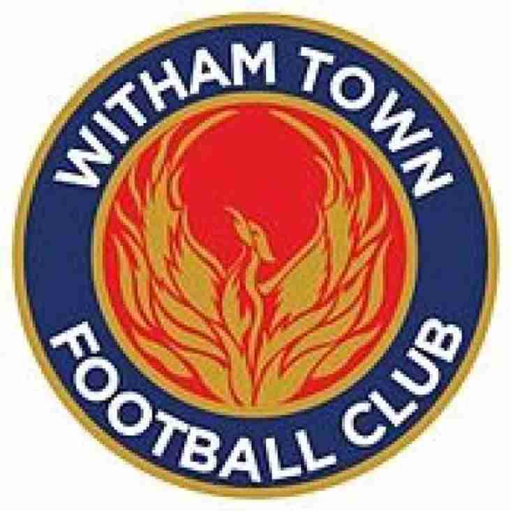 Witham celebrate Bowers return