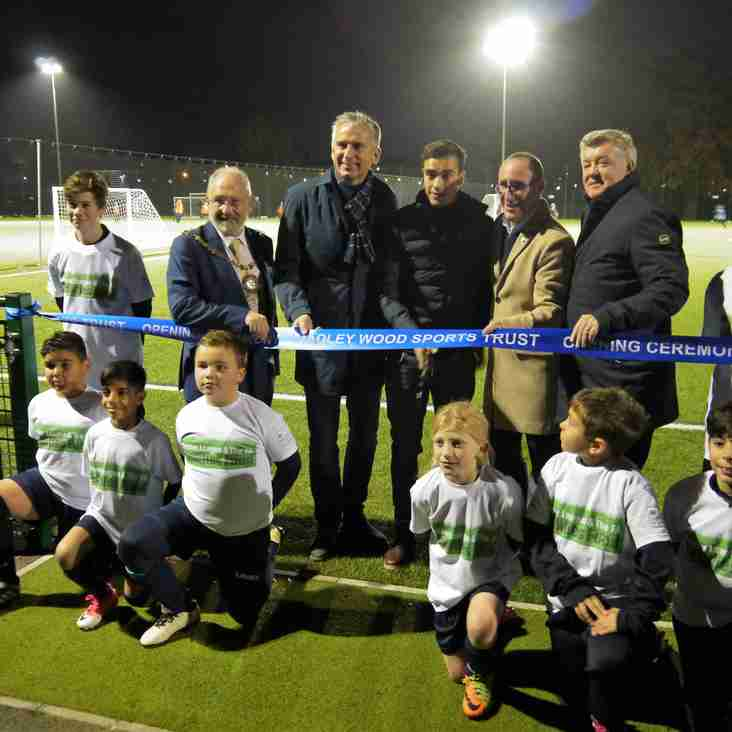 Wingate & Finchley bring the North London football world together