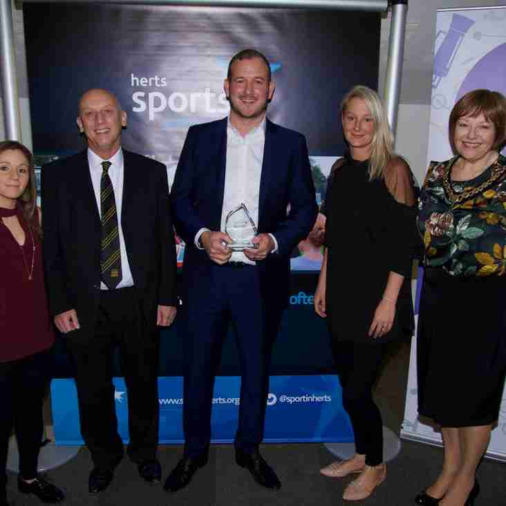 Cheshunt crowned community champions