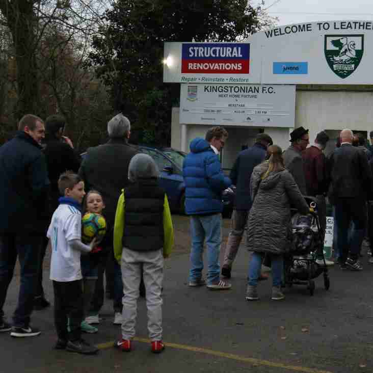 Bostik Supporters Predictions 18/19: Leatherhead