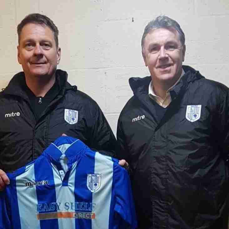 Managerial changes at Wodson Park