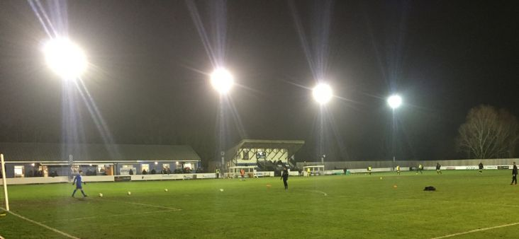 Ram Meadow v Potters Bar Town