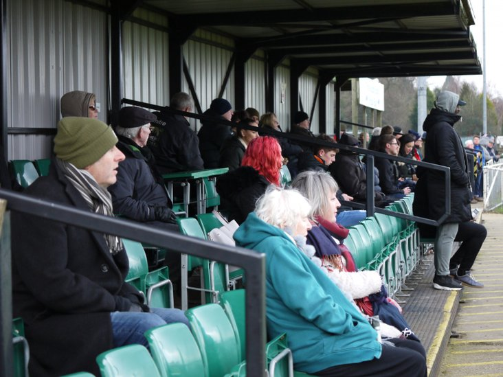 Chipstead main stand