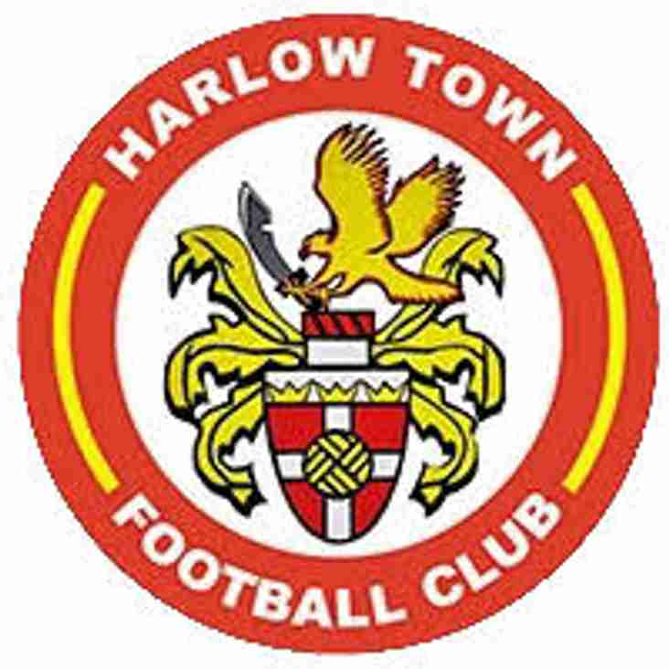 Harlow sign a Shrimper