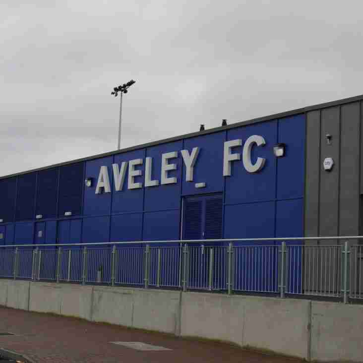 Aveley win a footballing 'Oscar'