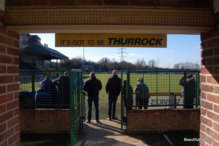 Thurrock FC- Beautiful Game