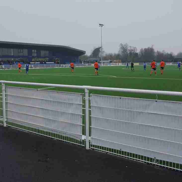 Bostik Blog: Grays tame the 'Beast from the East' and batter Bury