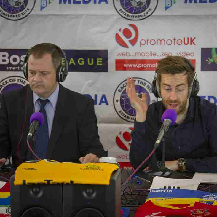 The Bostik League Show- Episode 41