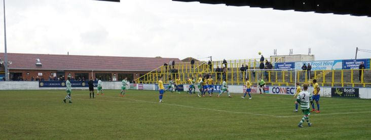 Canvey Island v Waltham Abbey