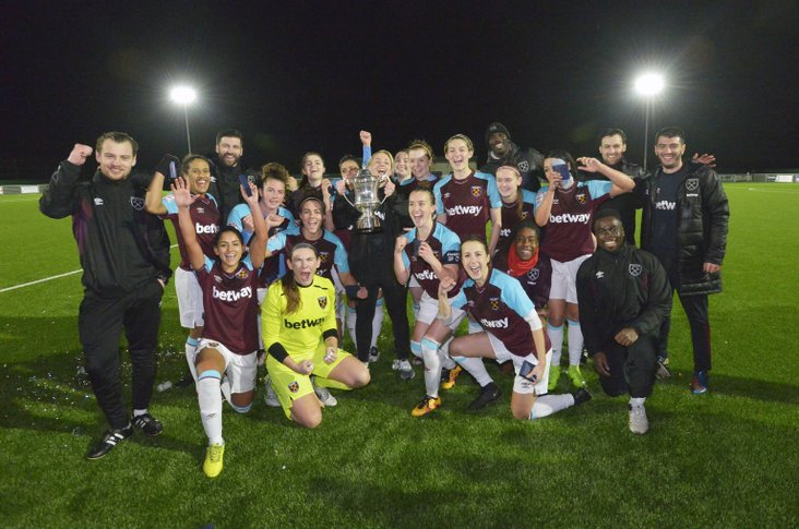 West Ham Utd- cup winners!
