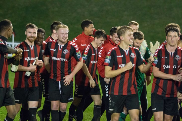 Lewes promoted
