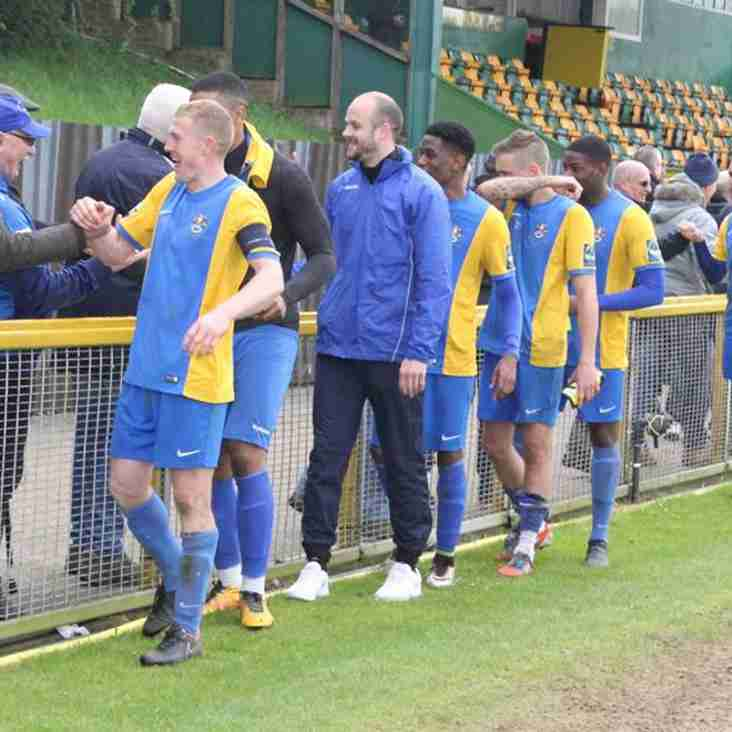 Boro hope to return to Romford
