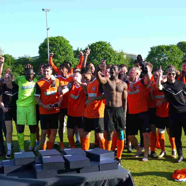 The Casuals Vacancy- our #Bostikmatchday feature from the South Division Promotion Final!
