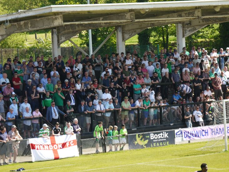Hendon's Green Army