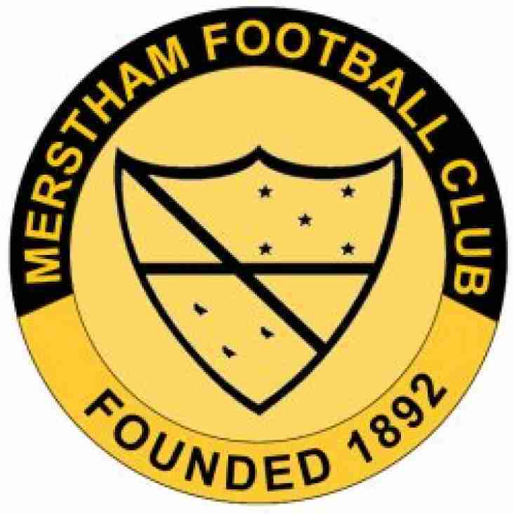 Two for Bridges, one for Heath, two for Merstham, two for Swifts