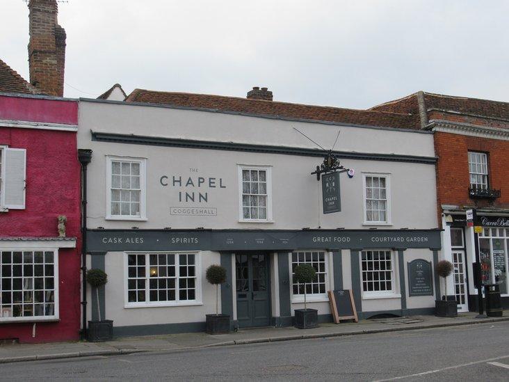 The Chapel Inn, Coggeshall