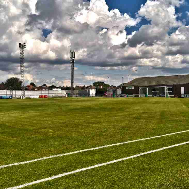 Bognor sign a midfielder- and call off a semi-final