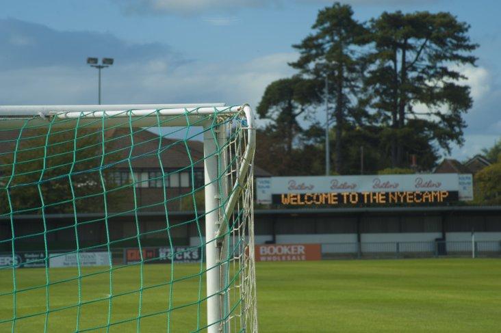 Bognor scoreboard- image by Tommy McMillan