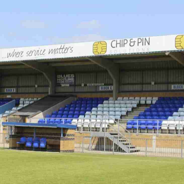 Taking a Bostik bow: Bishop's Stortford