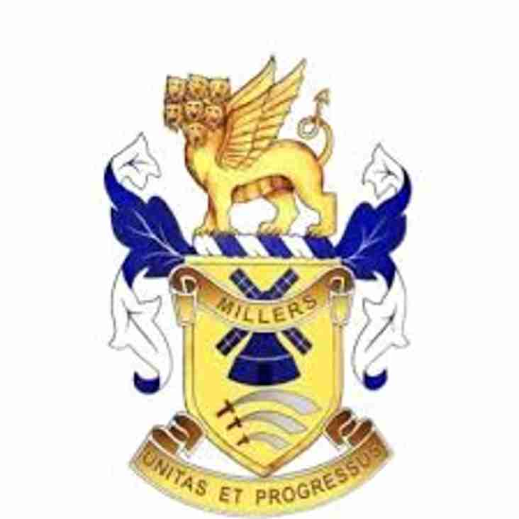 Aveley need a new head Miller