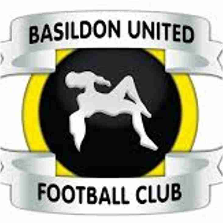 Basildon go to Blackburn