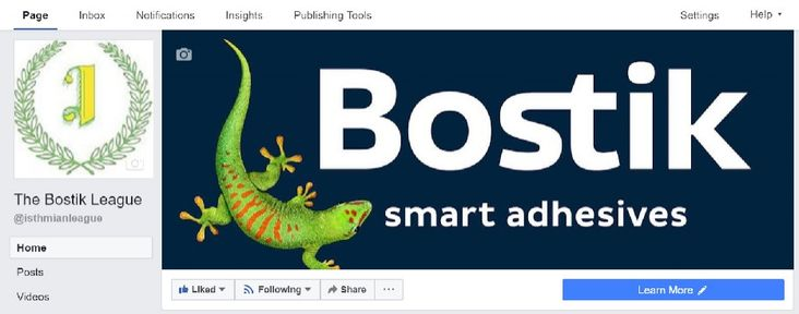 Bostik Facebook