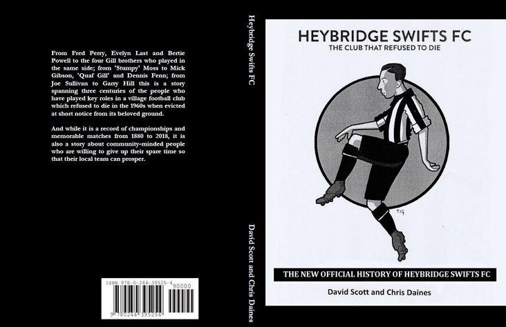 Heybridge Swifts- the club that refused to die