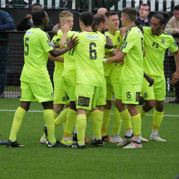 League leaders strengthen