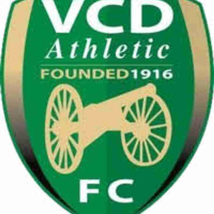 BetVictor Isthmian League- supporters predictions 2019/20: VCD Athletic