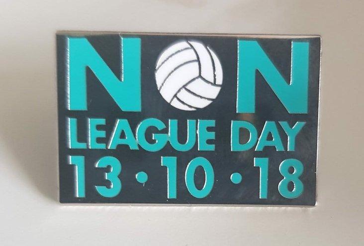 Non League Day 18