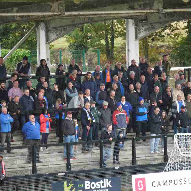Bostik Matchday: Ten man Angels lose their unbeaten record- but not their pride