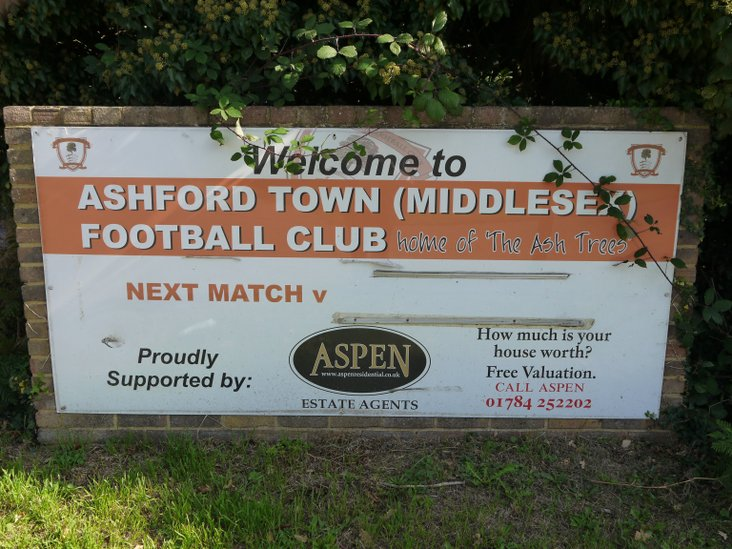 Welcome to Ashford Town