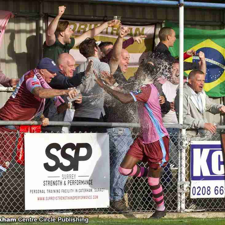 Non League Day brings drama, joy- and bumper attendances. It's our round up!